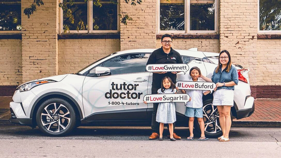 tutor doctor local ownership